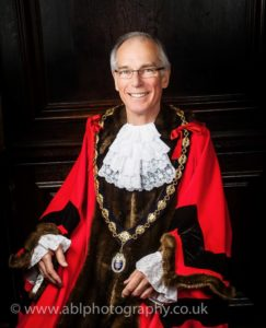 Mayor of Henley Official Portrait