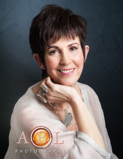 Business portrait - lady with short hair