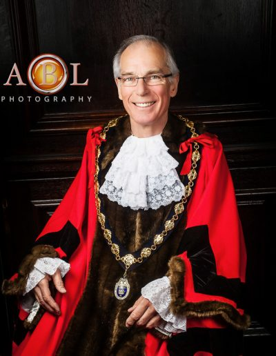 Mayor of Henley portrait