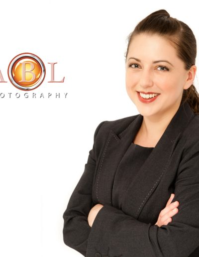 Virtual assistant professional portrait