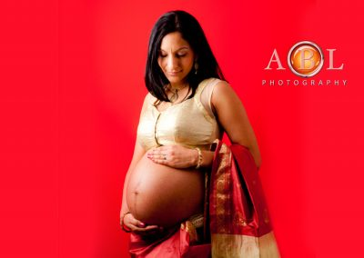maternity beautiful mum to be in a sari_edited-1