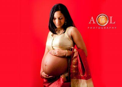 maternity beautiful mum to be in a sari_edited-1