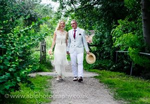 Wedding photographer in Sonning-on-Thames