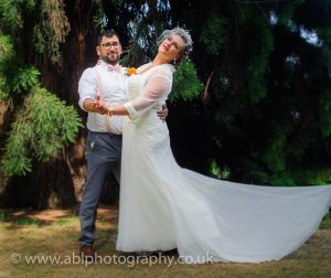 Wedding photographer in Maidenhead