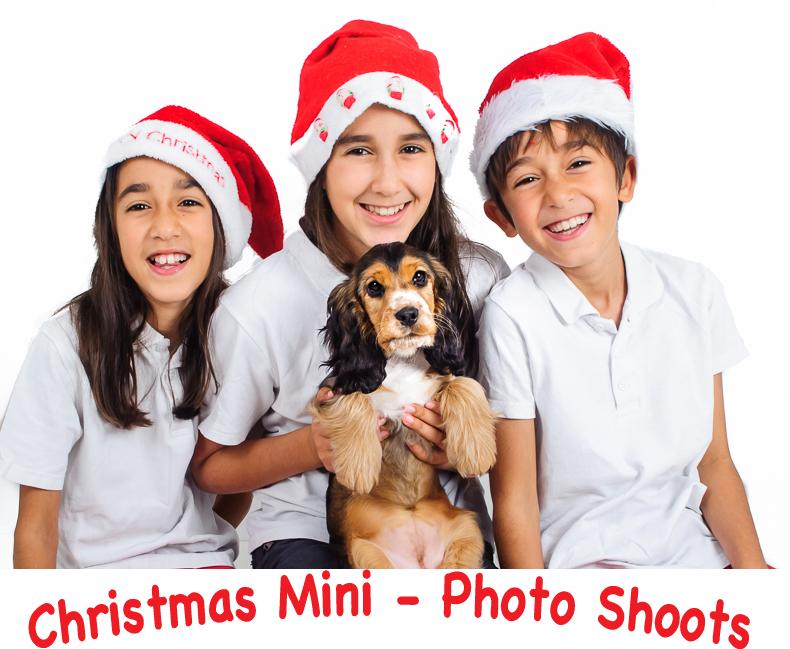 Christmas Special Mini-Shoots 2017