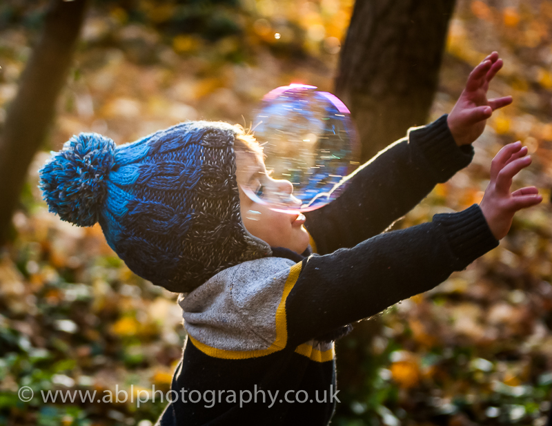 Autumn outdoor photography – enjoying the light and the colours