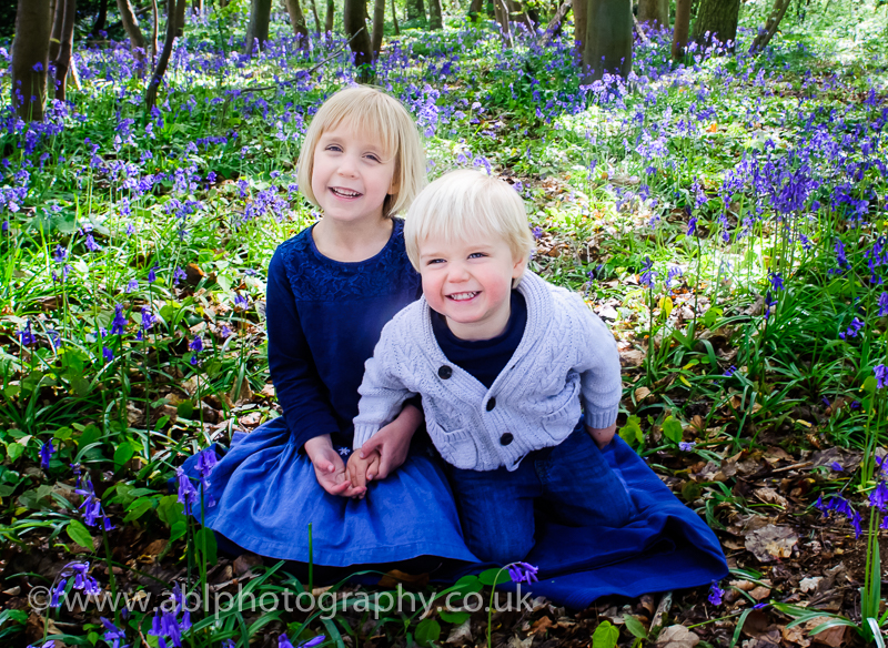 What to wear for your Bluebells Photo-Session
