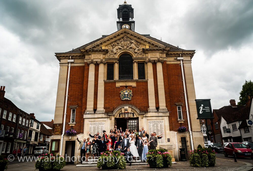Nick and Adele's Wedding in Henley-on-Thames