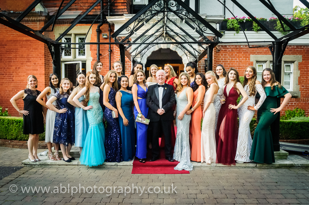 Marist School leaver's ball photographs
