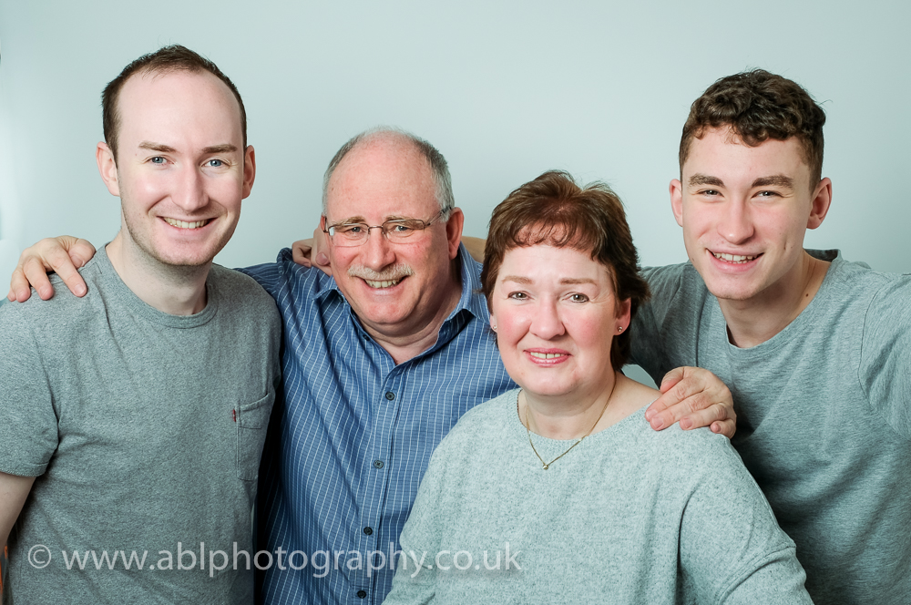 Last Family Portrait Session of 2018