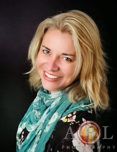 Debbie From Pink Spaghetti Business Portrait