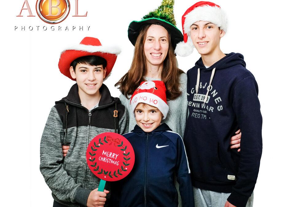 Family Photographer in Reading – Christmas photo-shoot