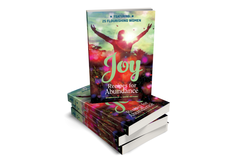 """""""Joy – Recipes for Abundance"""" competition – win a signed copy of the book!"""
