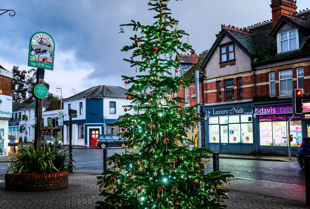 Christmas in Twyford