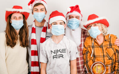 Christmas Family Photo-Shoot