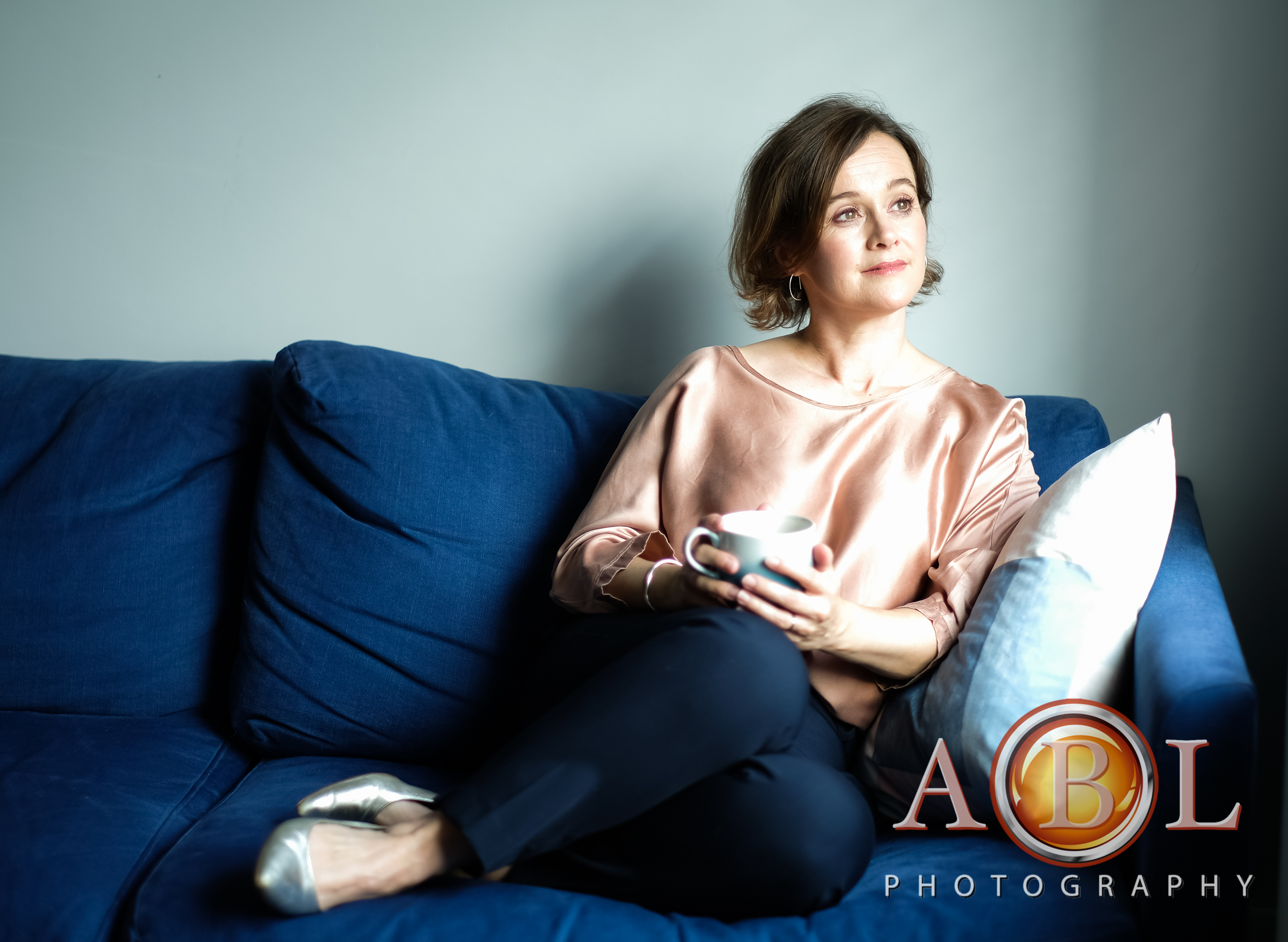 Sophie Morris during a Business Branding Photo-Session