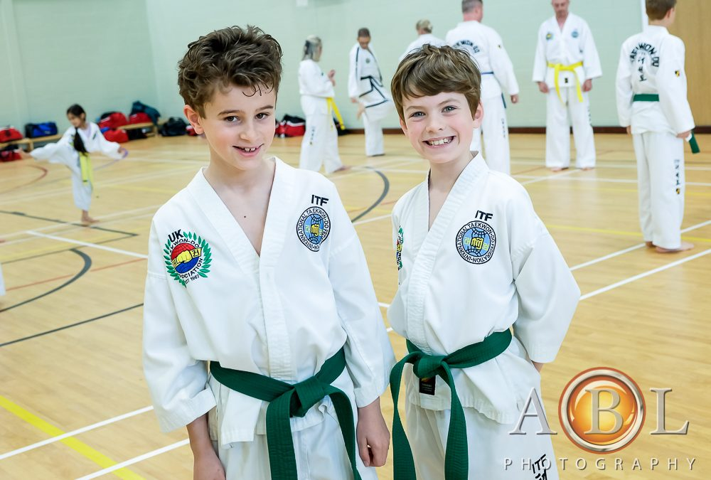 Thames Valley Taekwondo Training Day