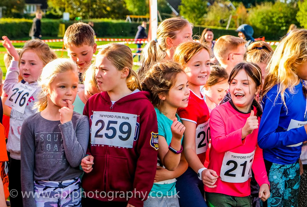 Twyford Fun Run 2018